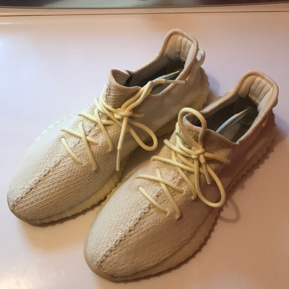 edefbb376ec52 adidas Other - Used Yeezy 350 Butter size 11.5
